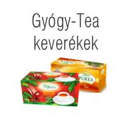 Gyógy-tea keverékek