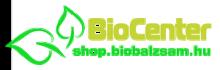 BioCenter | BIYOVIS termékek Webáruháza