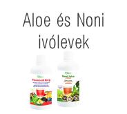 Aloe és Noni ivólevek