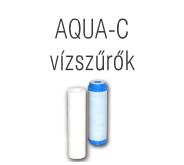 AQUA-C vízszűrők