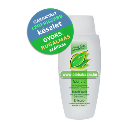 "Herba Gold  Biyovis ""Dentomed"" Szájvíz 100ml"