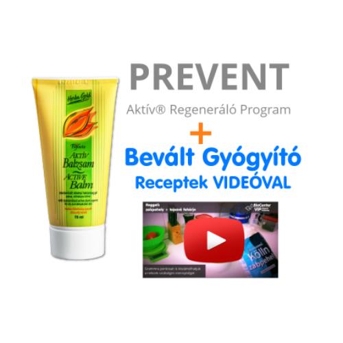 PREVENT Aktív® Regeneráló Program
