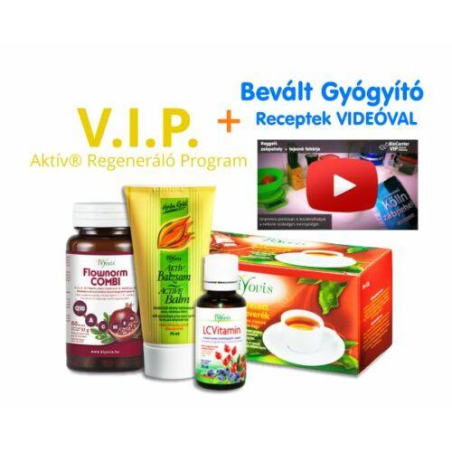 BioCenter Aktív®  Regeneráló csomag díjmentes VIP támogatással + receptek Videóval - aranyér és végbélrepedés otthoni kiegészítő kezelésére