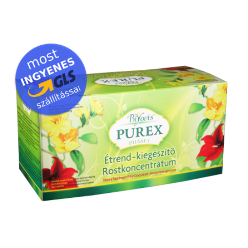 PUREX Phase 1. - rostkoncentrátum