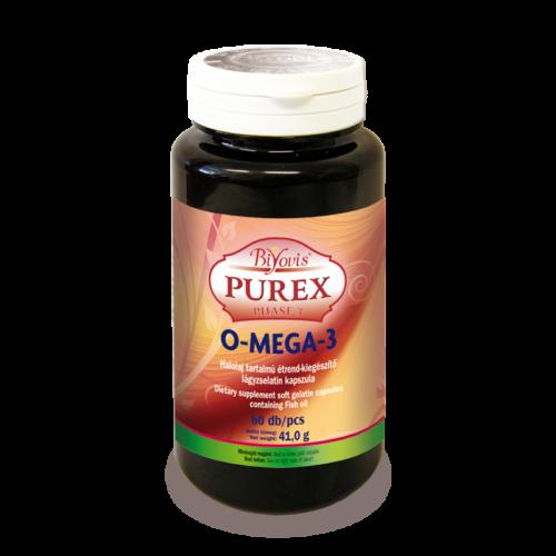 O-Mega-3 kapszula