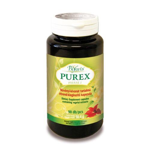 PUREX Phase1. - Antiparazita kapszula