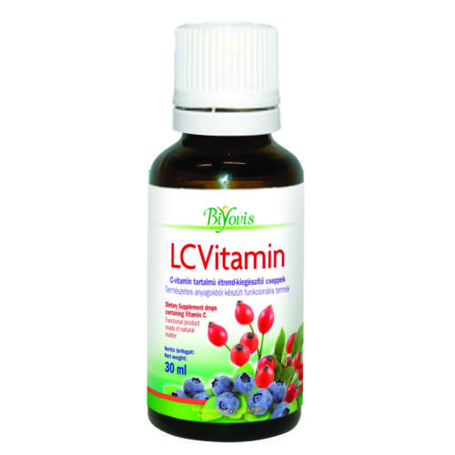 LCVitamin cseppek 30 ml