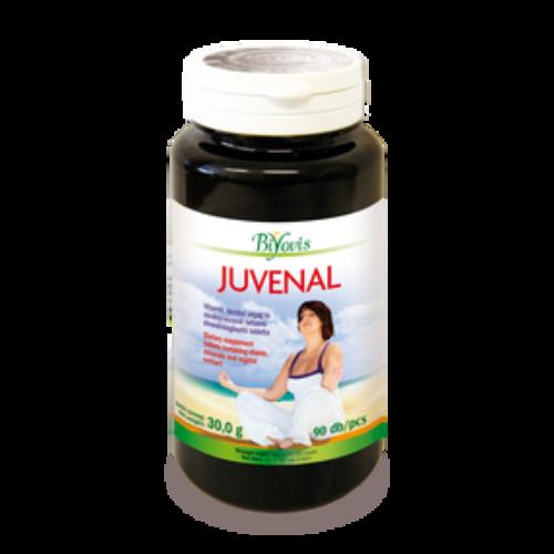 Juvenal tabletta 60 db - kifutott termék, nem rendelhető!