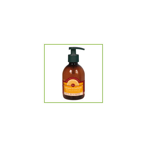 Api & Aromatherapy sampon & tusfürdő 250ml